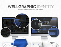 WELLGRAPHIC IDENTITY