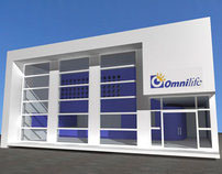 Omnilife Store & Distribution Center  (Santiago, Chile)