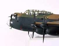 Avro Lancaster MKIII,  Dambuster