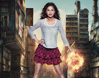 Poster for Selina Gomez..