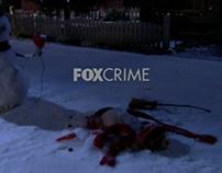 FOX CRIME XMAS PROMO