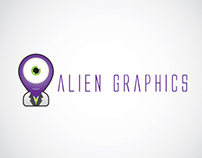 Alien Graphics Logo