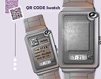QR-CODE swatch