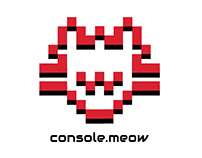 CONSOLE.MEOW | LOGO DESIGN