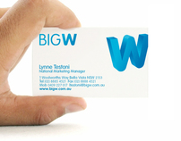 Big W - Branding and store environment