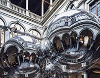 Tomàs Sarceno Palazzo Strozzi Firenze