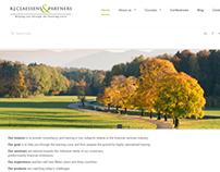 Roger Claessens & Partners website