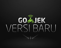 Gojek Versi Baru - UI Launch