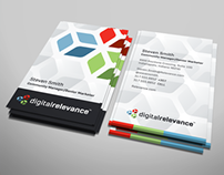 digitalrelevance™ | brand identity