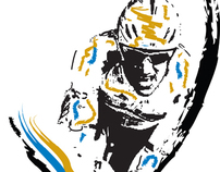 2010 Amgen Tour of California - Stage 5 Logo