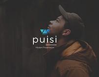 PUISI MODERN PRESENTATION