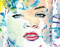 Rihanna Honda Center Poster