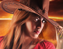 Cowgirl Cover