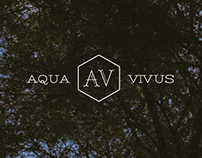 Aqua Vivus Branding and Website