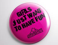 Stardoll pin