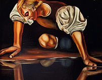 Oil paintings by Pallominy Collection I MD USA