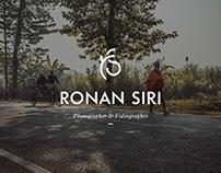 Ronan Siri — Branding