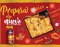 Alimentos Real - Licitación Sardinas Real