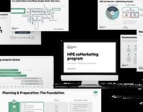 Hewlett Packard - coMarketing Program Presentation