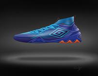 UMBRO TRIUMPH Football shoe concept