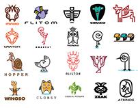 Boldflower Design Studio - Logos Volume 11
