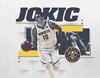 Jokic - Denver Nuggets