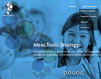 Kreaideas website