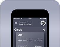 Banking App - Visual Design
