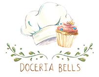 Logo - Doceria Bells