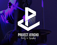 Project Jericho Non-Profit Branding and Design