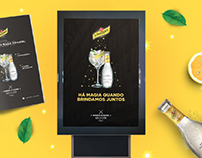 Christmas Campaign - Schweppes Portugal