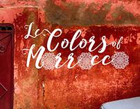 Le Colors of Morrocco