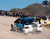 WRC Fafe Rally Sprint 2013