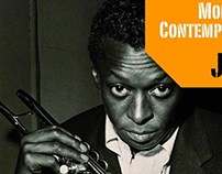 Jazz Encyclopedia Cover Design
