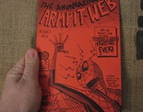 ARMPIT WEB - Spider-man fanzine