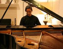Solo piano by Rick Soriano