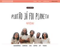 DESIGN - Loja Plutão Já Foi Planeta