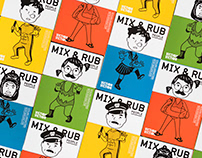 Mix & Rub: People