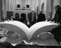 KRETINGA CHURCH ALTAR AND PULPIT