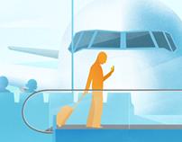 Google Boarding Pass