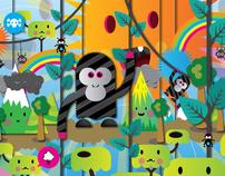 Maniaxc World 4 / The Jungle / #KVL