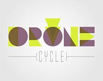 Drone Cycle - App design