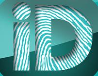HBL id Icon Design