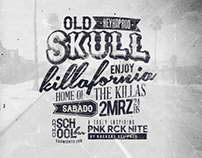 OLD SKULL - KILLAFORNIA