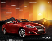 Lexus IS Campaign
