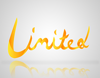 """Limited"" Logo Design Illustration"