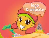 kids studio Logo&Web