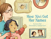 How Nivi Got Her Names