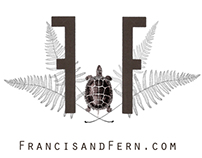 FRANCIS&FERN WEBSITE