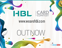 HBL Credit Card Design Competition
